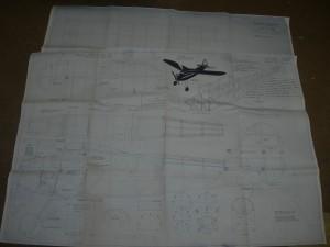Ben Buckle Vintage Plans Set: Standard Buccaneer - Product Image