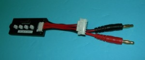 Bind and Fly MCX 1-4 Series Charge Cord - Product Image
