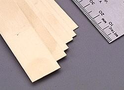 K & S Brass Strip .025 x 3/4 x 12 Inch - Product Image