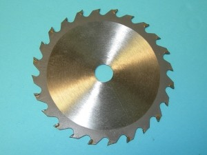 "Carbide 24 Tooth 4"" Blade - Product Image"