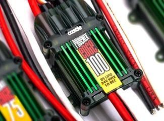Castle Creations EDGE 100 Amp Brushless ESC - Product Image