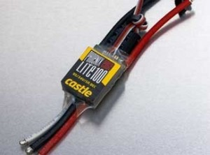 Castle Creations EDGE 100 Lite Amp Brushless ESC - Product Image
