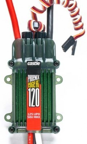Castle Creations EDGE 120 HV Brushless ESC - Product Image
