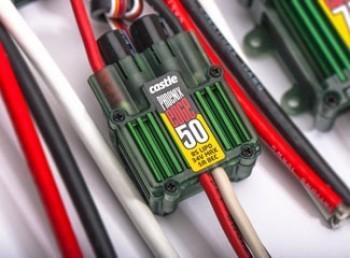 Castle Creations EDGE 50 Amp Brushless ESC - Product Image