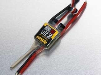 Castle Creations EDGE 50 LITE Amp Brushless ESC - Product Image