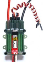 Castle Creations EDGE 60 HV Brushless ESC - Product Image