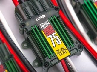 Castle Creations EDGE 75 Amp Brushless ESC - Product Image