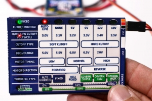 Castle Creations Field Link Tuning Card & USB Programmer - Product Image