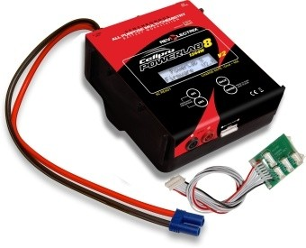 Cellpro POWERLAB 8 v2 - Product Image