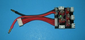 Charge Cord Board 3x2S or 2x3S into 6S - Product Image