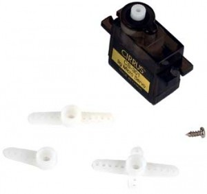 Cirrus SC301 9g Servo  ONLY 1 REMAINING THIS MODEL  - Product Image