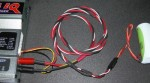 Custom Lithium RX Charge Cord - Product Image