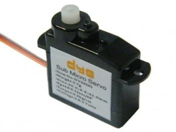 DYS Servo 3.7g (GS-3707) - Product Image