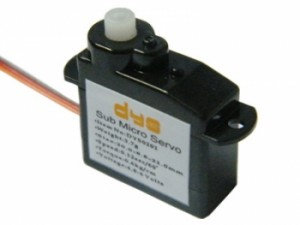 DYS Servo 3.7g (GS-3707) - Product Image
