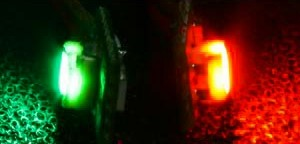 Dimension Engineering DELight Ultra Bright LED Red/Green - Product Image