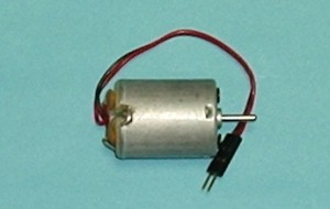 Direct Drive Ready 280 Brushed Motor - Product Image