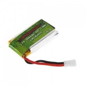 Dromida Verso Quad 1S 3.7V 350mAh 25C 1.3Wh LiPo Battery - Product Image