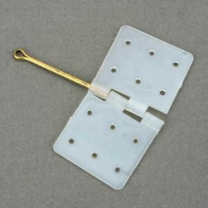 Du-Bro #257 Heavy Duty Hinges 15PK - Product Image