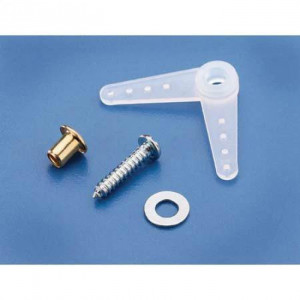 Du-Bro Micro 90 Degree Bellcrank System - Product Image
