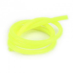 Du-Bro Nitro Line Silicone Fuel Tubing, 2 Feet, Yellow - Product Image