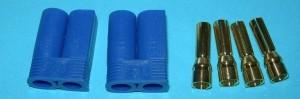 EC5 Power Connectors Male 2-pack - Product Image