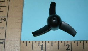 EDF 50 New Style Rotor 20x30x3 Blade - Product Image