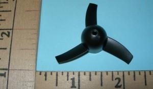 EDF 50 New Style Rotor 20x30x3 Blade - Product Image