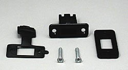 Ernst Charge Receptacle Mount JR/Airtronics/Hitec/Spektrum - Product Image