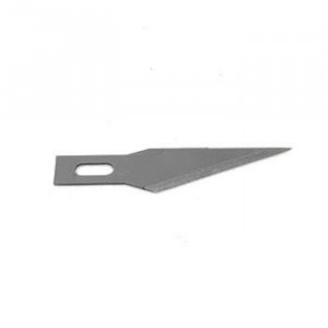 Excel #11 Double Honed Blades Hobby Knife Replacement, 5-Pack - Product Image