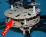 Radical RC Extra Platter for Designers and Stinger Quad - Product Image