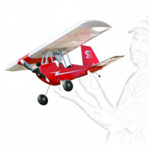 FREDe 300 ToonScale Slow Flyer by Stevens AeroModel - Product Image