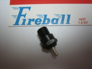Fireball Hot Glow Plug Long - Product Image