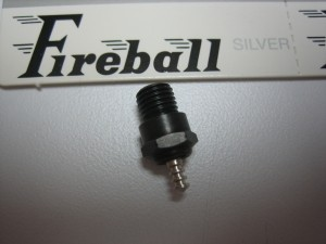 Fireball Silver Cold Glow Plug Long - Product Image