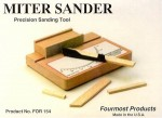 Fourmost Miter Sander - Product Image