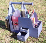 Fuel & Tool Tote 2 Drawer - Product Image