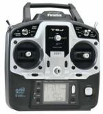 Futaba 6J 2.4ghz Computer Radio with 4xS3004 Servos - Product Image