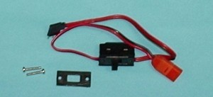 Futaba G (Old Style) Standard Size Switch Harness - Product Image