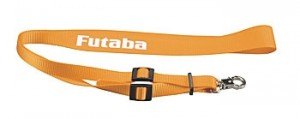 Futaba Orange TX Neck Strap - Product Image
