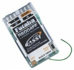 Futaba FASST Receiver R6004FF - Product Image
