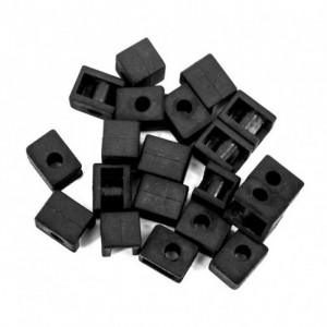 Futaba Servo Grommets Square S134 S3302 20-PACK - Product Image