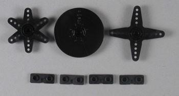 Futaba Standard Servo Arm Set (FSH50) - Product Image