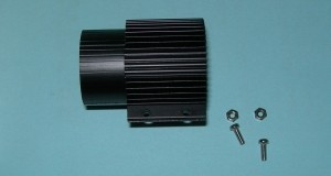 GWS 20mm Heat Sink / Adapter to S-300 Fan Housings - Product Image