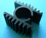 GWS 12mm Heat Sink Large - Product Image
