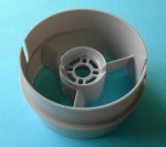 GWS EDF50 Ducted Fan Housing - Product Image