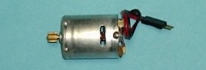 GWS Random Pinion 300/350 brushed motors. - Product Image