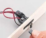 Great Planes Switch Mounting Set With Charge Jack - Product Image
