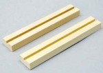Grooved Landing Gear Block Set For 1/8 Inch Wire - Product Image