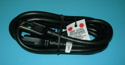 Heavy Duty Power Supply Cord 14awg - Product Image