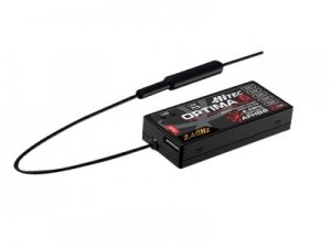 Hitec 2.4GHz Optima 6 Receiver (Factory Box Packaging) - Product Image