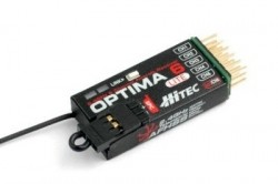 Hitec 2.4GHz Optima 6 Lite (Factory Box Packaging) - Product Image